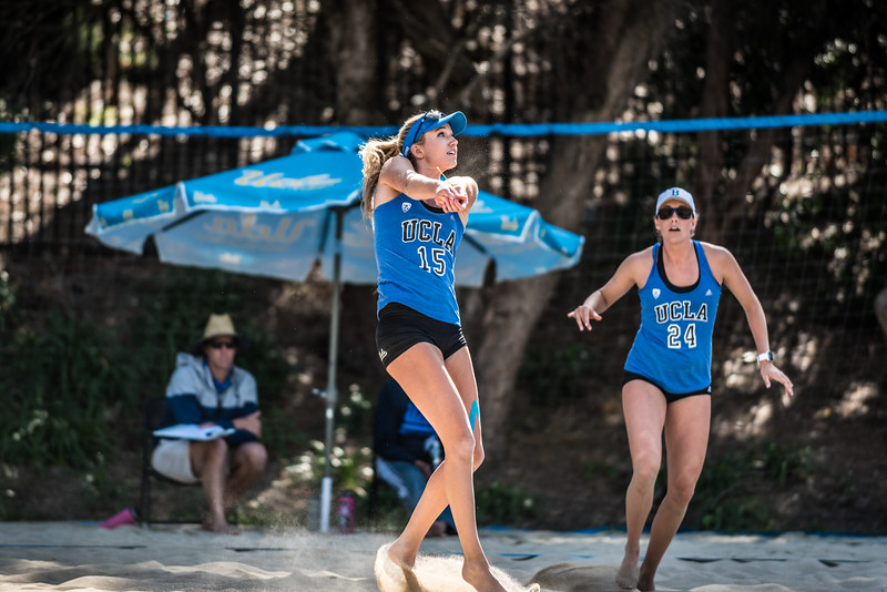 UCLA vs. Pepperdine (2016)