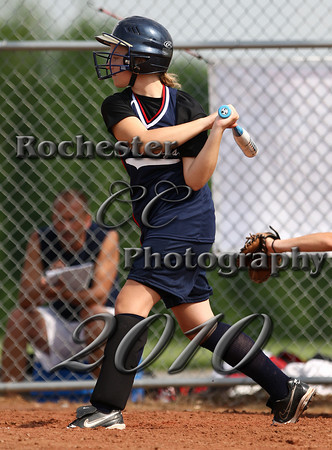 Rochester Revenge v. Lockport Mustangs 9AM 2010