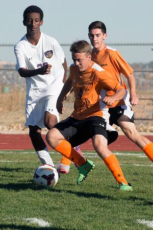 101415 Erie JV v Holy Family Soccer