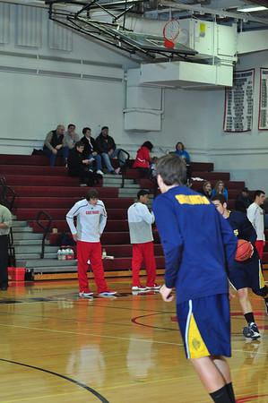 VB Basketball vs APW