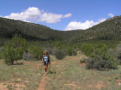 Juniper Mesa Wilderness - Sep 2006