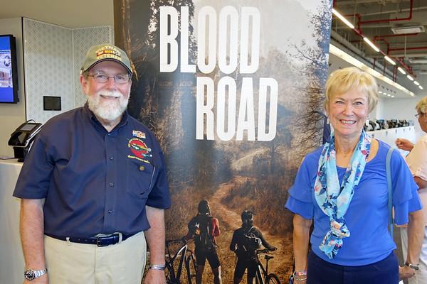 "NYC Premier of ""Blood Road"""