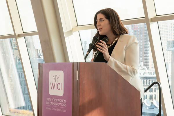 Nov 10, 2018 NY Women In Communications (NYWICI) Student Career Conference