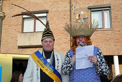 Matsjoefelen Ommegank en Popverbranding Steendorp 2011