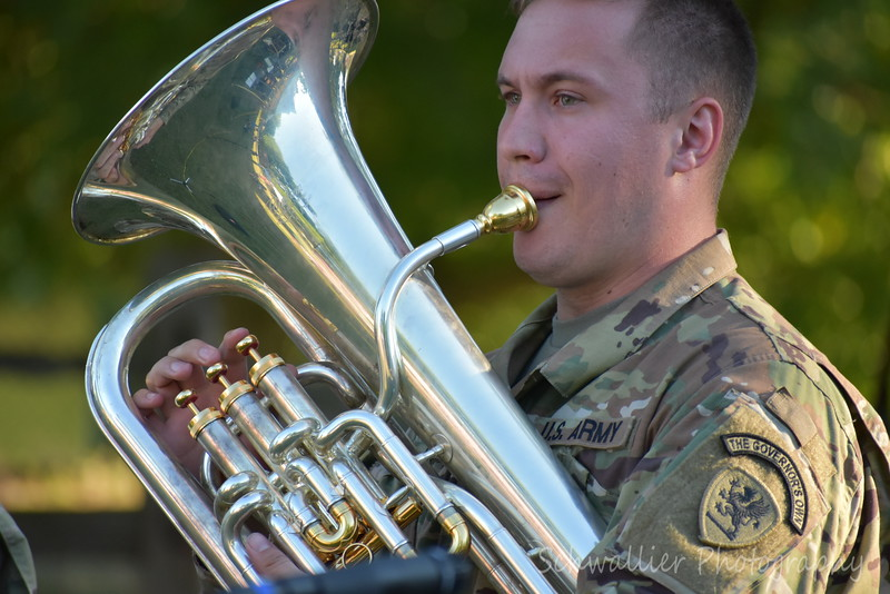 2018 - 126th Army Band Concert at the Zoo - Show Time by Heidi 141.JPG