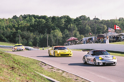 ALMS Sport Cars, Mosport International Raceway, Bowmanville, ON, September 3, 2005