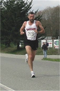 2003 Sooke River 10K - Bastion's mighty and amiable Bob Cook
