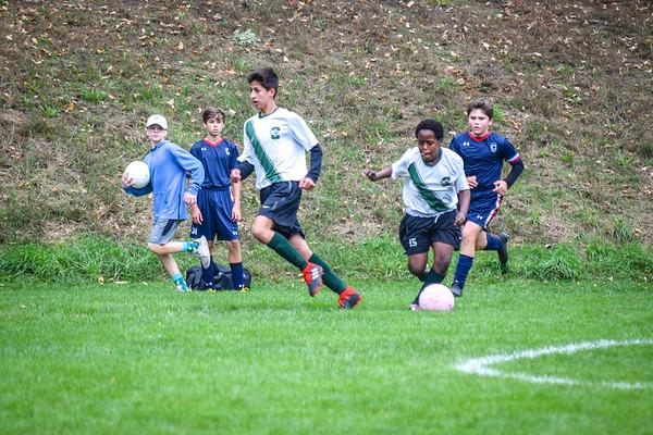 Eaglebrook Day: JV Soccer vs. Eaglebrook School