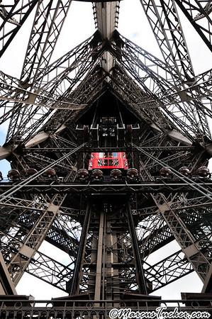 June 2009 - Paris - Eiffel Tower