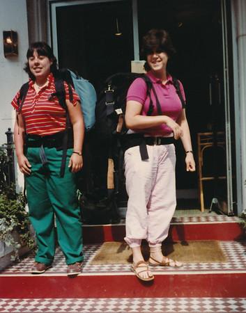1983 Europe Trip