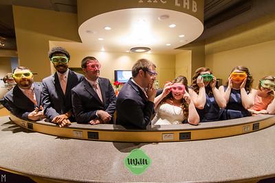 Meghan & Ryan | A Museum of Life & Science Wedding