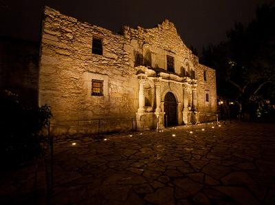 Texas - San Antonio Missions