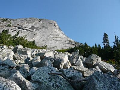 Yak Peak w/ Michael Jones, 23 Sep 2012
