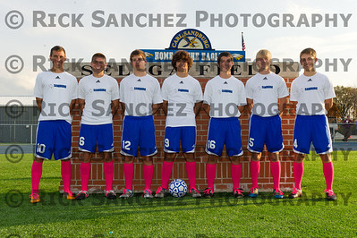 10-11-11 Sandburg Boys Soccer Sr Night