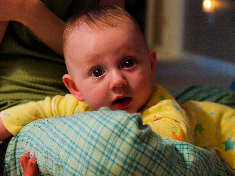 Sloane @ 5 Months