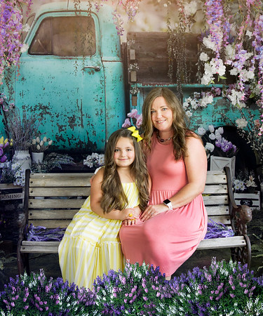 Harper and Mother's Day Mini 2021