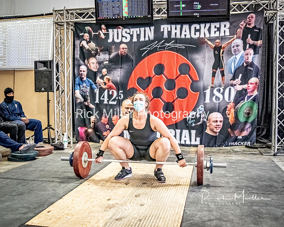 2021 2nd Annual Justin Thacker Weightlifting Meet