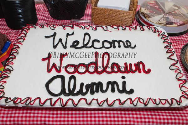 Woodlawn High School Reunion - 17 Oct 2010
