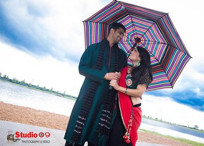 Rinkal & Kishan Patel Pre Wedding