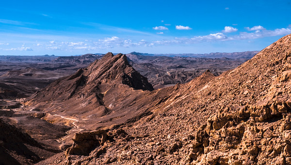 Machetesh Ramon to Arava - Israel Trail