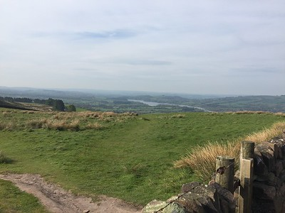 Peak District - The Roaches -  April 17