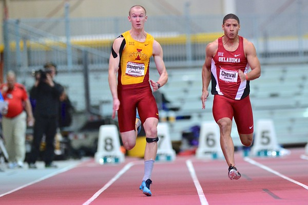 Big12 Indoor Track and Field Championship Feb. 27th-28th, 2015