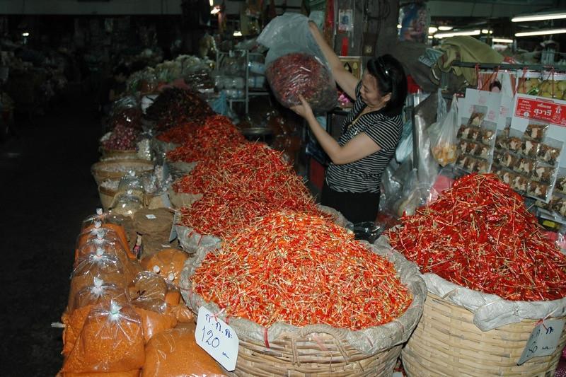 Chillies - Chiang Mai, Thailand