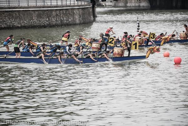 Singapore River Regatta 2015 (Day 1)