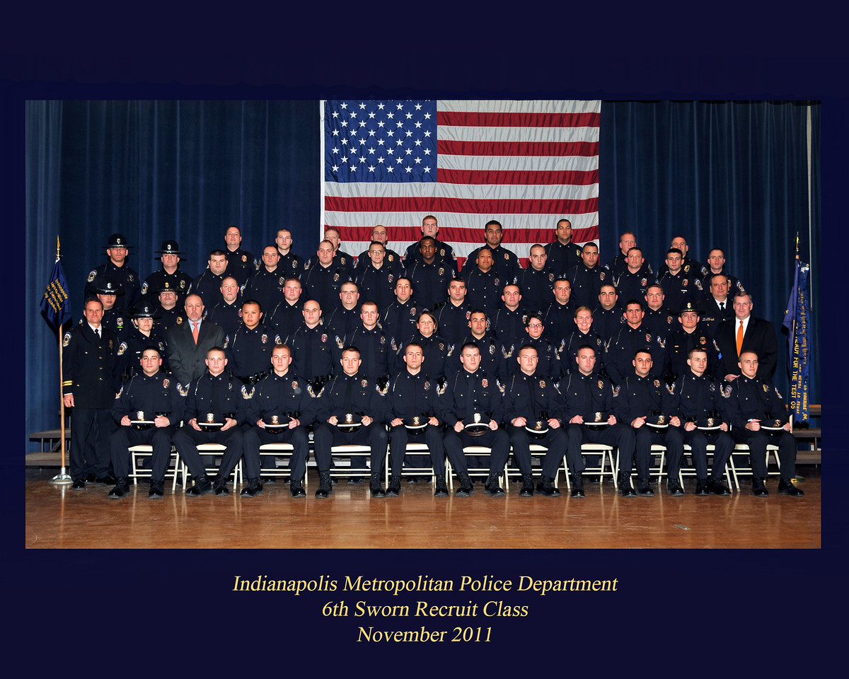 6th Sworn Recruit class
