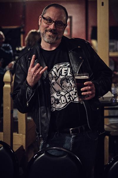 Rob Lyon at The Bards Town