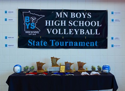 2019 Boys State Volleyball Tournament