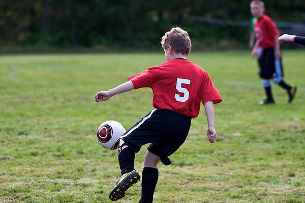 Levi Soccer 2010