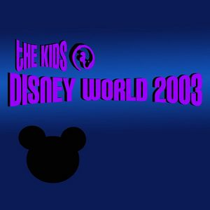 Disney World - Just the Kids - June 2003