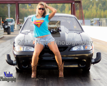 2014 Calendar Shoot at Holly Springs Motorsports