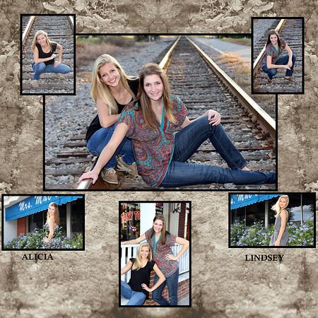 Alicia & Lindsey 2011