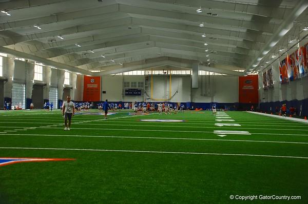 Florida Gators Football Indoor Practice Facility