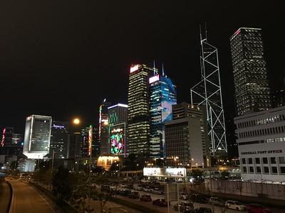 Hong Kong at Peace: 2016-2018