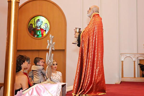 Armine Papazyan-Christening