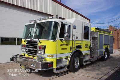 Brooklawn Fire Co. (Camden County NJ) Engine 34-43