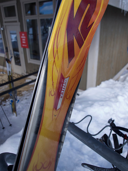 Andy's Skis