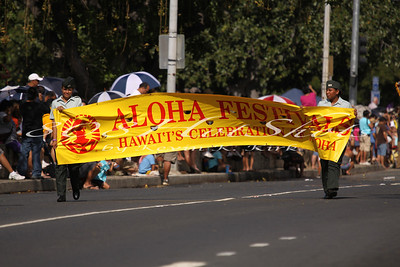 2009 Aloha Week Parade