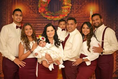 Harricharran Family 2018