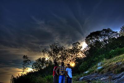 Nandhi Hills - Trip With Friends