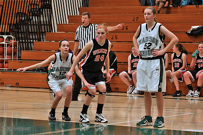 2010-11 Girls Basketball