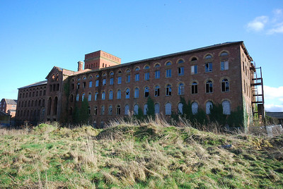 Tonedale Mill 2011.