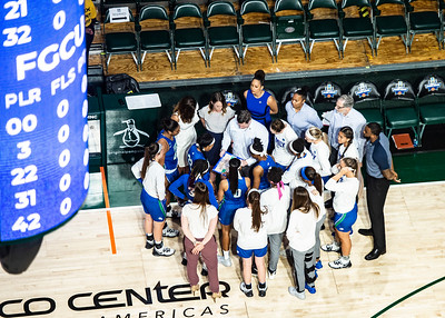 FGCU WBB vs Miami - NCAA Tournament