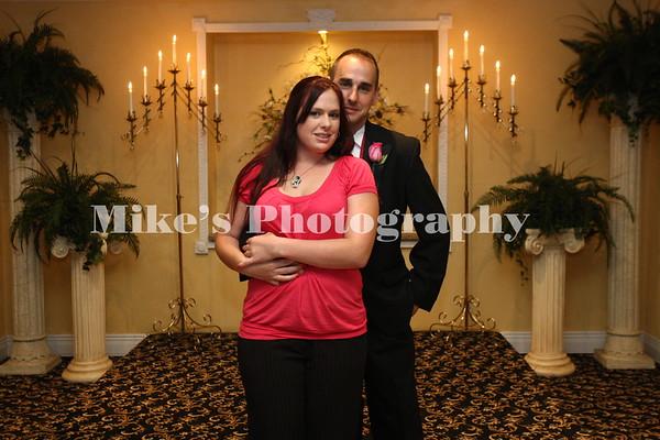 Amanda and Jeffery Wedding Family and Friends