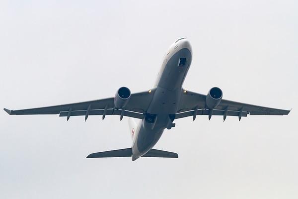 7T-VJW - Airbus A330-202