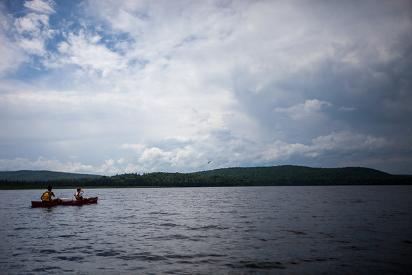 Allagash Wilderness Waterway, North
