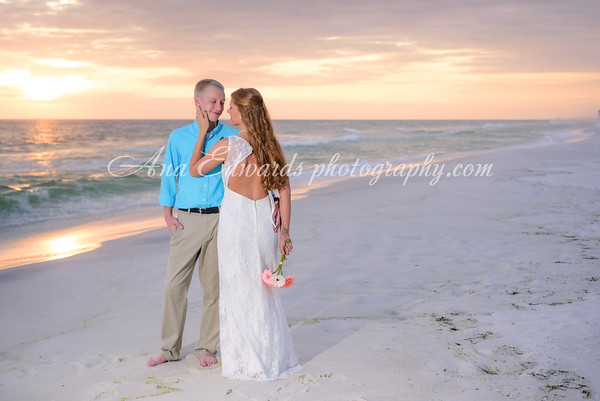 Mr. and Mrs. James  |  Panama City Beach
